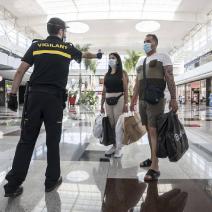 Servicio de Vigilancia en Centros Comerciales - 10 horas