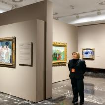 Servicios de Vigilancia del Patrimonio Histórico y Artístico  - 10 horas