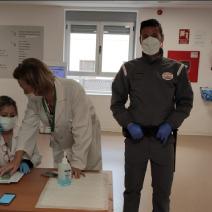 Servicios de Vigilancia en centros Hospitalarios - 10 horas