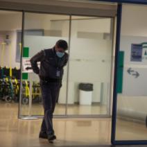 Vigilantes de Seguridad Privada en Centros Hospitalarios - 20 horas